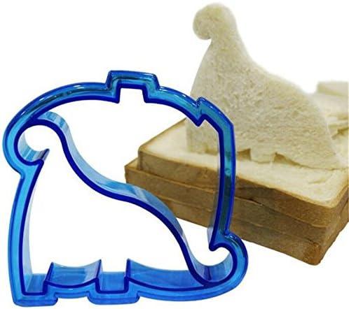 Animal Sandwich Mold Cutter Dinosaur Shape Cake Bread Toast Maker Tool Lin