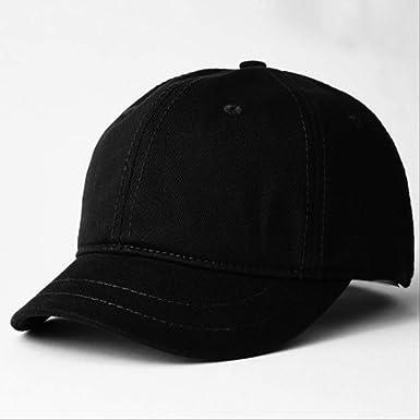 Gorra de béisbol de ala Corta Adulto Verano Puro algodón Sombreros ...