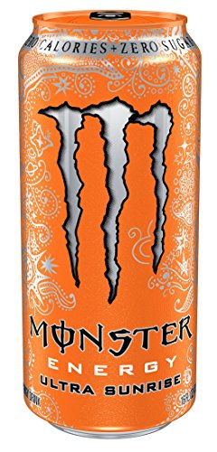 Monster Energy Ultra Sunrise Ounce product image
