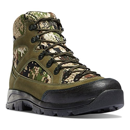 Danner Gila Optifade Subalpine Country Camo Boot 6'' height Hunting Boots | Gore-TEX (GTX) Waterproof Hiking Leather Boots | Modern Battlefield Combat Boot (7.5 D)