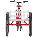 VANELL Adult Mountain Tricycle 20/24/26 in 7/1