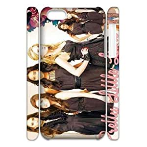 Iphone 5C 3D Customized Phone Back Case with Pretty Little Liars Image