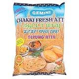 Gemini Chakki Fresh Atta 900g (628MART) (1 Pack)