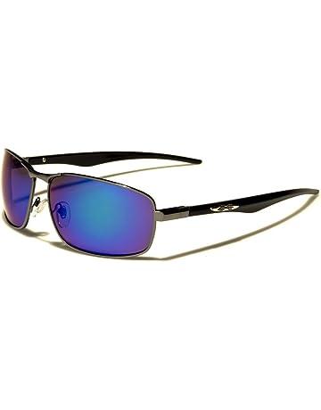 32fd165118199 X-Loop Mens Sport Sunglasses - Deluxe Metal Version (Professional Edition)  Golf