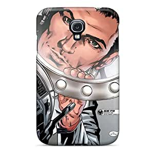 Durable Hard Cell-phone Cases For Samsung Galaxy S4 With Unique Design Attractive Ant Man Pictures IanJoeyPatricia