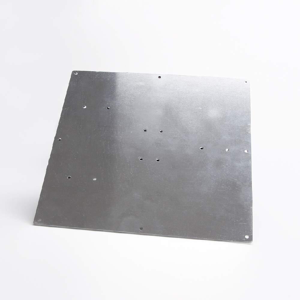 Co-link 3D Impresora climatizada Cama Vidrio borosilicato Placa Panel Cama Templado de Vidrio de borosilicato de Placa Impresora 3D MK2 climatizada ...
