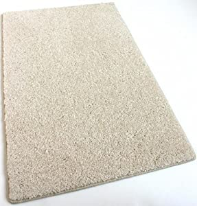 Attractive 8u0027X10u0027 Cream Area Rug Carpet. MULTIPLE SIZES, SHAPES And Rich Cream Tone.  Soft And Plush 25 Oz. StainMaster. Long Wear Soft Nylon Fiber. Medium  Density.