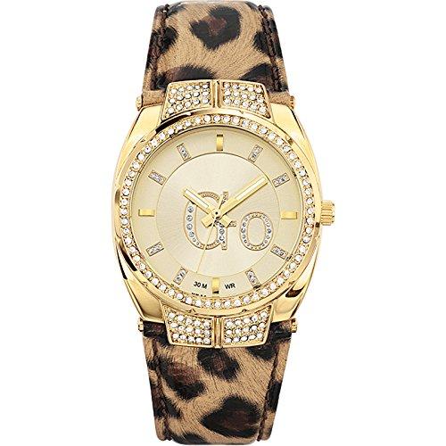 Go Girl Only 698228 - Reloj analógico de Cuarzo para Mujer, Correa de Cuero: Amazon.es: Relojes