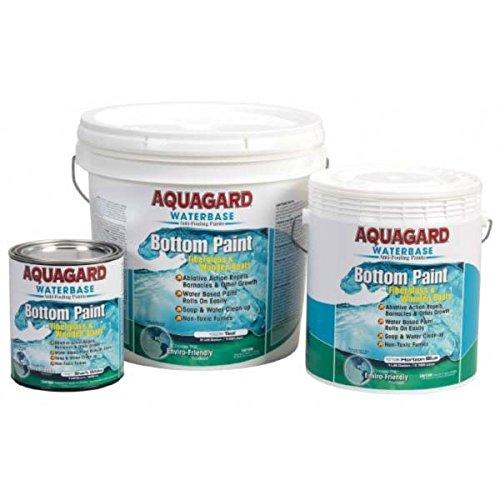 Aquagard Waterbased Anti-Fouling Bottom Paint - 1Qt - Black