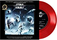 Star Wars - The Imperial March (Darth Vader's Theme) / The Asteroid Field - Exclusive Limited Edition Red