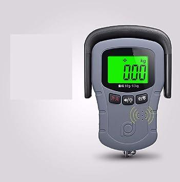 YIZHANGBásculas de Muelle Básculas electrónicas de precisión Pesaje Mini Express Básculas electrónicas Básculas portátiles: Amazon.es: Hogar