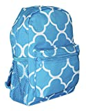 Best Ever Moda Baby Evers - Ever Moda Mini Backpack, Teal Moroccan Print Review