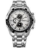 Curren Analogue Rose Gold Dial Men's Watch - B019ZG6RM4