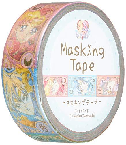 - Sun-Star Stationery Masking Tape Classic [Sailor Moon] (Japan Import)