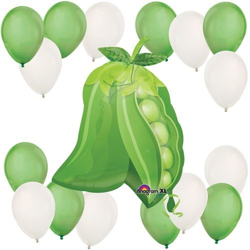 Sweet Pea Balloon Kit (Sweet Pea Baby Shower compare prices)
