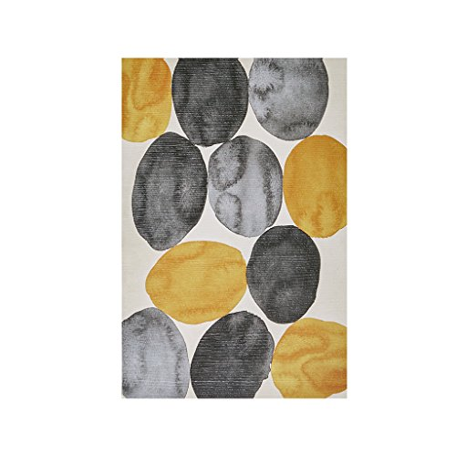 - Ink+Ivy Amber Puzzle Painted Canvas Wall Art 24X36, Abstract Modern/Contemporary Wall Décor