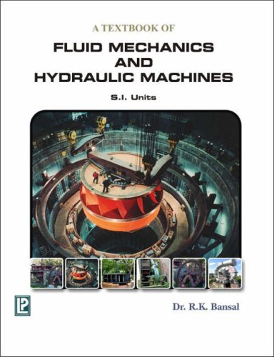 A textbook of fluid mechanics and hydraulic machines r k bansal a textbook of fluid mechanics and hydraulic machines r k bansal 9788170083115 books amazon fandeluxe Image collections