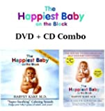 "The Happiest Baby on the Block DVD + CD COMBO By Dr. Harvey Karp The New Way to Calm Crying, and Help Your Baby Sleep Longer + ""Super Soothing"" Calming Sounds CD With 5 great sounds!"