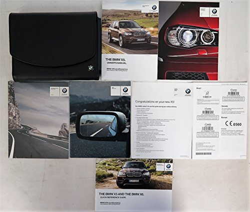 2013 BMW X5 X6 xDrive 35i 50i 35d 50i M Owners Manual