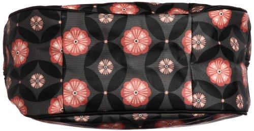 Petunia Pickle Bottom Touring Tote - Bolsa de maternidad, diseño Glazed Midnight in Milan