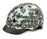 Nutcase - Patterned Street Bike Helmet for Adults, Daydreaming, Medium
