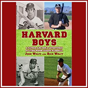 Harvard Boys Audiobook