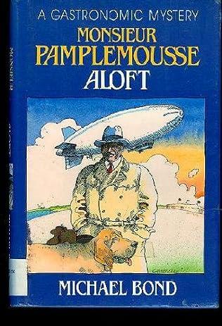 book cover of Monsieur Pamplemousse Aloft