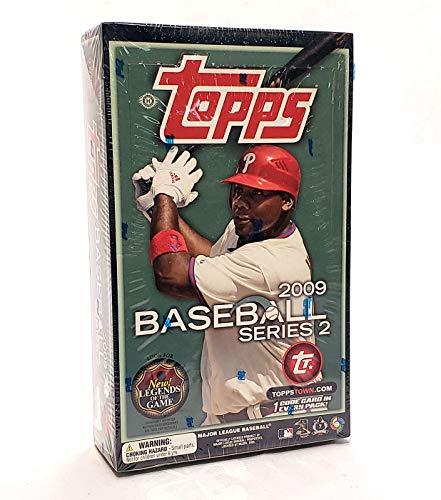 2009 Topps Baseball Series 2 Hobby Box