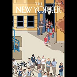 The New Yorker, September 17, 2012 (Steve Coll, David Makovsky, Nicholas Dawidoff)
