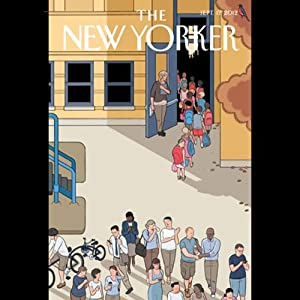 The New Yorker, September 17, 2012 (Steve Coll, David Makovsky, Nicholas Dawidoff) Periodical