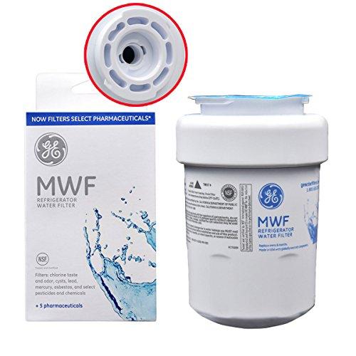 OEM ReFridge Water Filter GE MWF SmartWater Replacement MWFP 46-9991 GWF HWF WF28 New Sealed