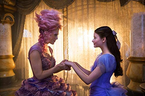 The Nutcracker And The Four Realms 2018 Mackenzie Foy And