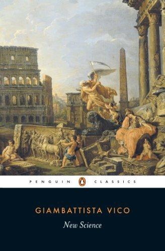 New Science (Penguin Classics) by Giambattista Vico (2000-01-01)