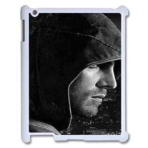 Diy Green Arrow Case Cover, DIY Protective Cover Case for iPad2,iPad3,iPad4 Green Arrow