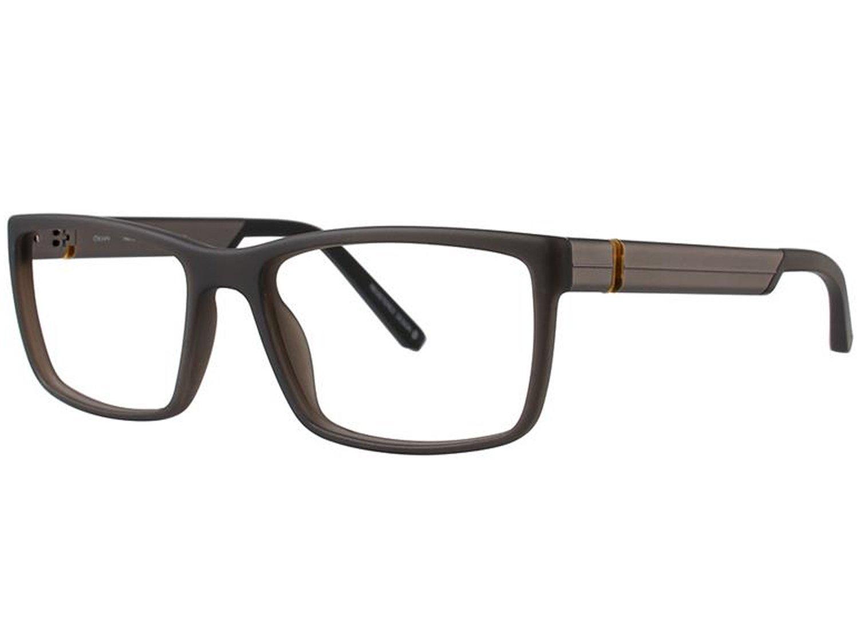 OGA MOREL Eyeglasses France Avlang 7651 7651O (matte dark grey, one color)