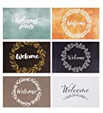 Blank Note Cards - 48 Pack Welcome Greeting Cards Bulk Box Set, 6 Floral Designs, All Occasion Cards, Notecards with Envelopes Included, 4 x 6 Inches