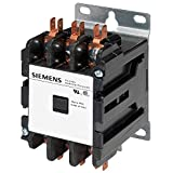 Siemens 42BF35AF Class 42 Definitive Purpose Contactor, Open Enclosure, 3 Poles, 30 amp, 120V AC