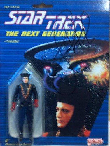 Star Trek the Next Generation Galoob Q Action Figure 1988