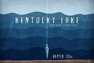 Land Between the Lakes, Kentucky - Lake Essentials - Lake Depth