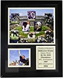 Legends Never Die Oakland Raiders 70's Defensive Greats Framed Photo Collage, 11x14-Inch