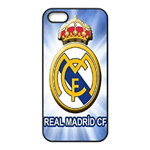 iPhone 5,5S Phone Cases Black Real Madrid EWD912947