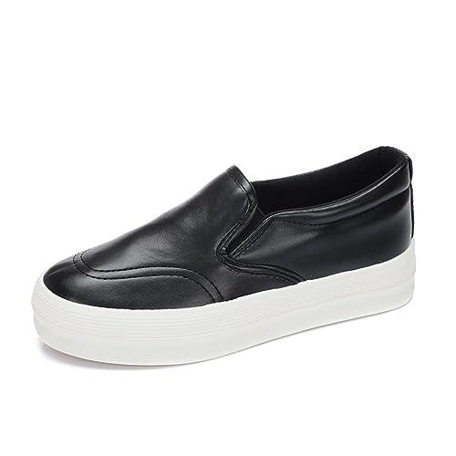 Zapatos de verano de Carrefour/Perezoso con zapatos planos/Un muffin de los zapatos