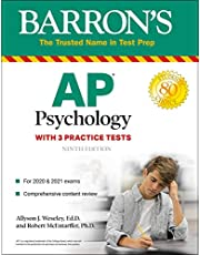 AP Psychology: With 3 Practice Tests