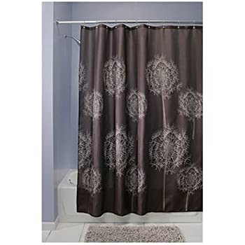 Amazon.com: InterDesign Dandelion Fabric Shower Curtain - 72\