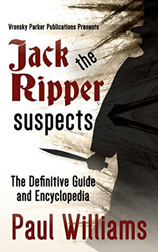Jack the Ripper Suspects: The Definitive Guide and for sale  Delivered anywhere in USA