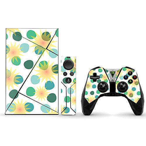 MightySkins Protective Vinyl Skin Decal for NVIDIA Shield TV wrap cover sticker skins Sun - Sunspot Video