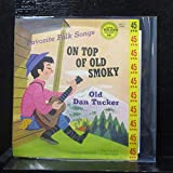 Mitch Miller And Orchestra With Anne Lloyd & The Sandpipers / Win Stracke - Favorite Fold Songs - On Top Of Old Smokey - 7