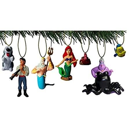 51tlLBWNkCL._SS450_ Mermaid Christmas Ornaments