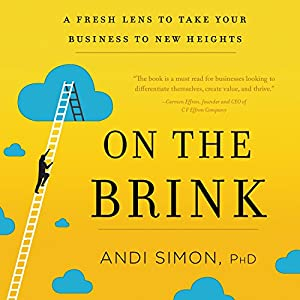 On the Brink Audiobook