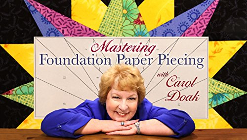 Mastering Foundation Paper - Pattern Foundation Pieced